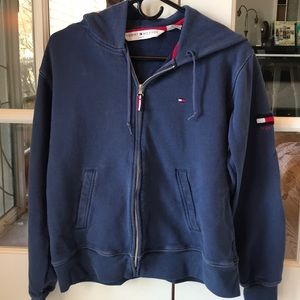 Tommy Hilfiger Slouchy Zip Up